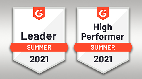 Leader and High Performer G2 500X280