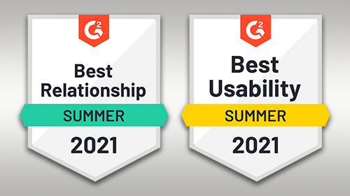 Relationship and usability G2 500X280