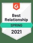 Best Relationship - G2